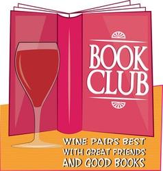 Wine Pairs Best vector image