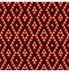 Geometric etnic abstract background vector