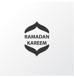 kareem icon symbol premium quality isolated vector image