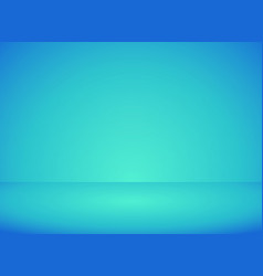 abstraction of soft light turquoise blue with vector image
