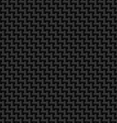 Black cloth texture vector
