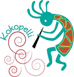Kokopelli vector