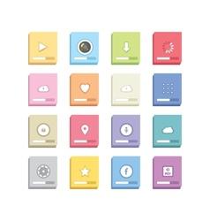 Web icon 28 vector image