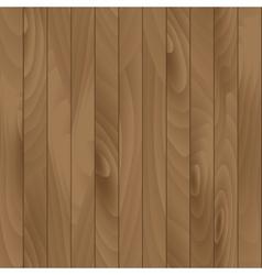 Flat Wood Texture Seamless vector image