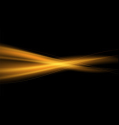 abstract background with yellow-orange and vector image