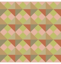 Seamless geometric pattern Rhomb texture vector image