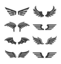 Set wing symbol vector