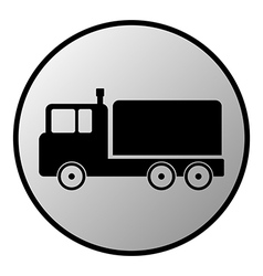 Cargo car vector image vector image