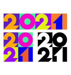 2021 vector image