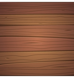 Cartoon wooden surface vector
