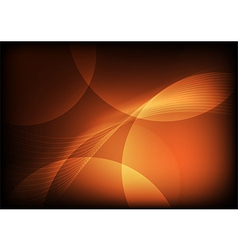 orange abstract backgrounds vector image