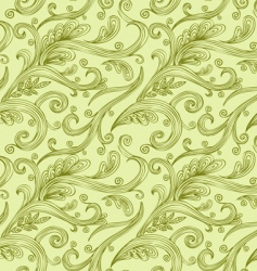 twirl pattern vector image vector image