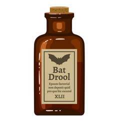 Bat drool vector