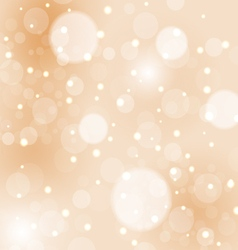 Abstract bright background bokeh vector image