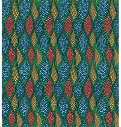Astract seamless pattern vector image