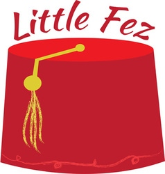 Little Faz vector image