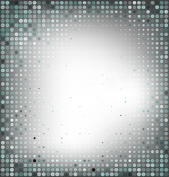 Colorful halftone backgroundHalftone dots vector image