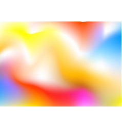 holographic background holo sparkly cover vector image