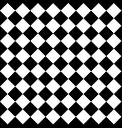 Seamlessly repeatable pattern checkered chequered vector