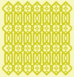 Modern trellis pattern vector image