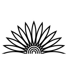 Egyptian Lotus Flower Vector Images 58