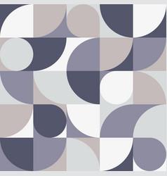 seamless gray pastel abstract geometric print vector image