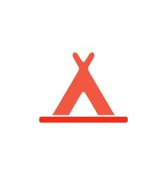 Yurt Icon vector image