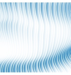 hypnotic background from sheets and strips with a vector image