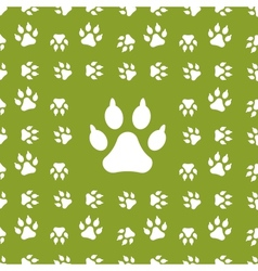 dog background vector image vector image