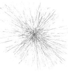 Star burst background EPS 10 vector image