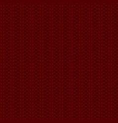 Rib knit pattern vector