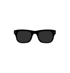 sunglasses graphic design template vector image