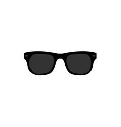 sunglasses graphic design template vector image
