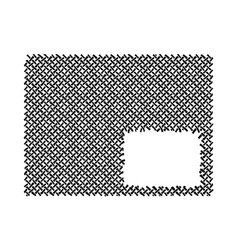weave background vector image