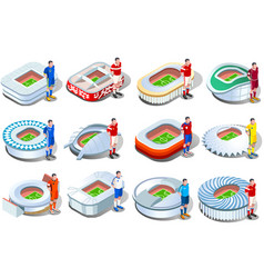 russia football stadiums club jersey art vector image vector image