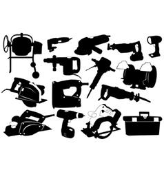Power tools vector