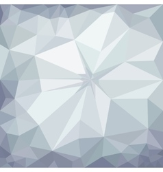 Grey geometric abstract background vector