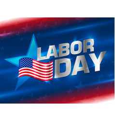 Labor day wallpaper vector