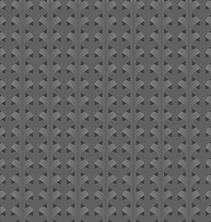 Gray abstract background braided vector image