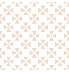 tile pastel pattern vector image