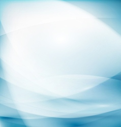 Abstract flow smooth and clean background vector