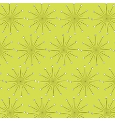 dots lines pattern vector image