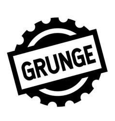 Grunge black stamp vector
