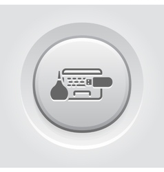 Laptop Maintanance Icon vector