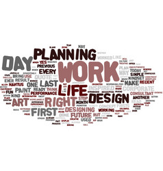 The last day of work text background word cloud vector