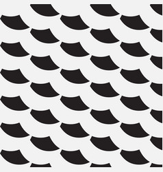 abstract black and white texture background white vector image vector image