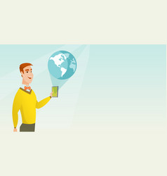International technology communication vector