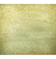 Old style background vector image vector image