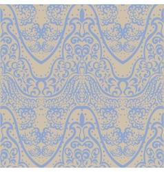 Vintage lace ornament pattern vector
