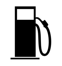 filling station vector image vector image